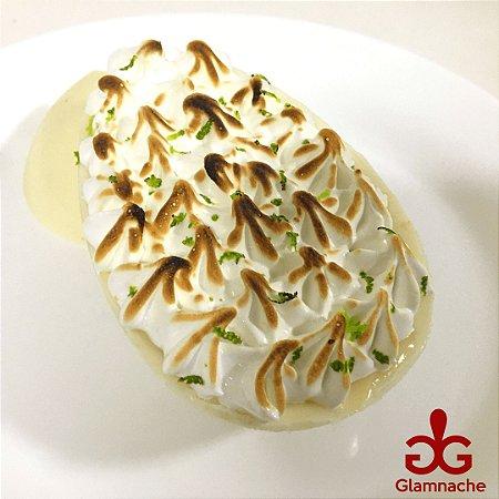 Ovo de colher - Torta de limão