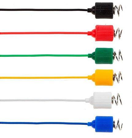 Eletrodo Agulha Subdérmica Cork Screw 0,6 x 5 mm (Descartável)