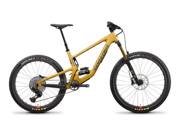 Bronson MX CC Kit XX1 AXS (Sram XX1 Eagle) com Rodas de Carbono Reserve