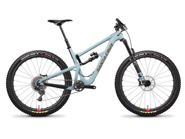 Hightower LT CC Kit X01 (Sram X01 Eagle) com Rodas de Carbono Reserve