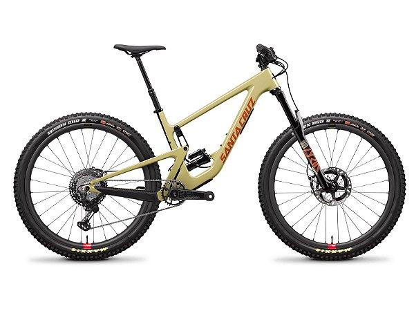 Hightower CC Kit XTR (Shimano XTR) com Rodas de Carbono Reserve