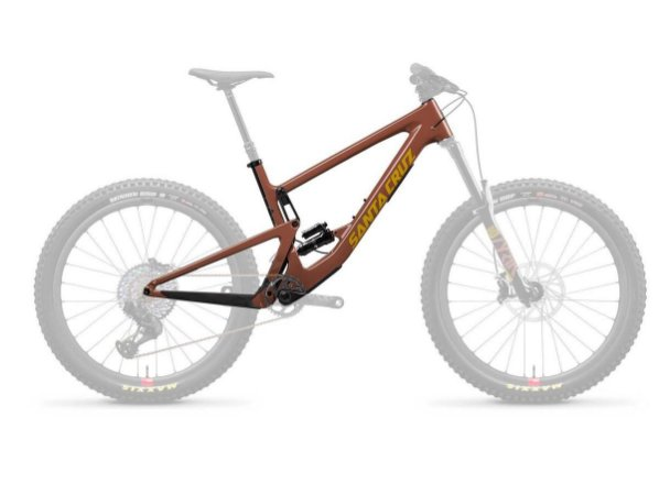 Quadro Bronson CC com RockShox Super Deluxe RCT