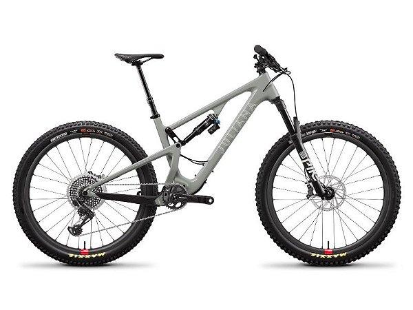 Furtado Carbono CC Kit X01+ c/ Rodas Reserve (Sram X01 Eagle)