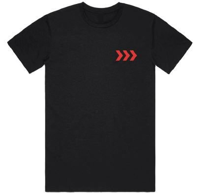 Camiseta Syndicate Chevron Tee