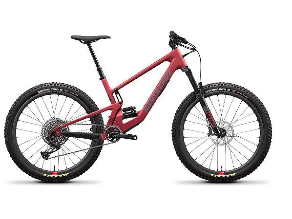 5010 CC Kit X01 (Sram eagle X01) com Rodas de Carbono Reserve 2021