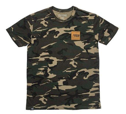 Camiseta Mini Squared