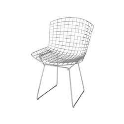 Cadeirar Bertóia Cromada