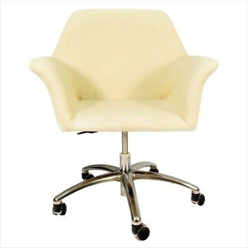 Cadeira Estampa Floral Design Inovador