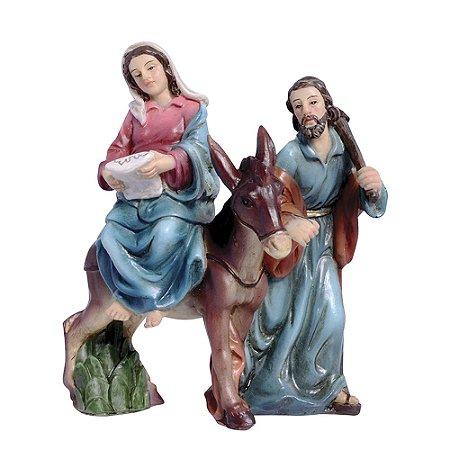 Nossa Senhora do Desterro Grávida 6,5 CM