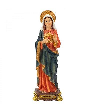Imaculado Coração de Maria 22 CM