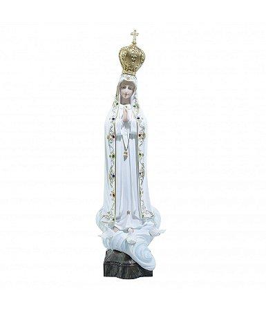 Nossa Senhora de Fátima 60 CM