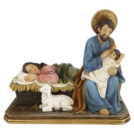 Maria Dormindo Deixamos A Mãe Descansar 15 CM