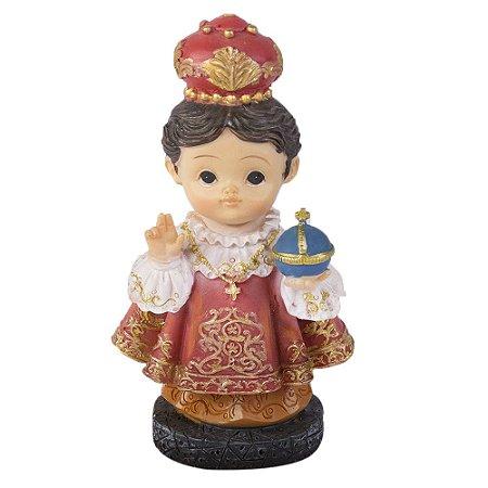 Menino Jesus de Praga 10 cm - Infantil