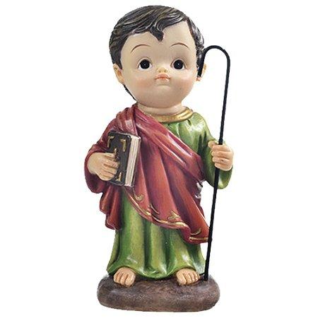 São Judas Tadeu 10 cm - Infantil