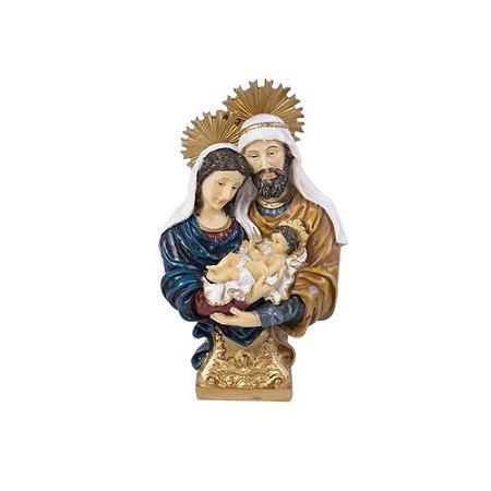 Busto Sagrada Família 23 Cm
