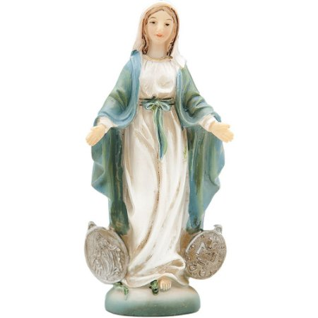 Nossa Senhora das Graças 10 CM