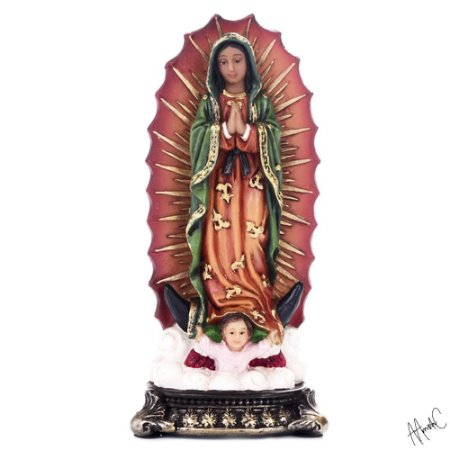 Nossa Senhora de Guadalupe 12,5 CM