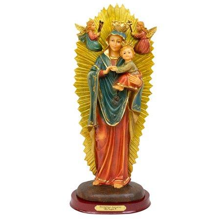 Nossa Senhora do Perpétuo Socorro 40 CM