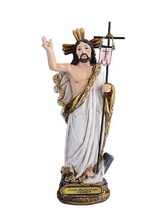 Jesus Ressuscitado 15 CM