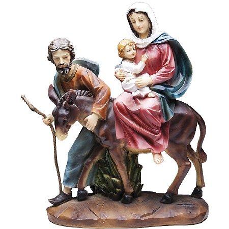 Nossa Senhora do Desterro com Menino 20 CM