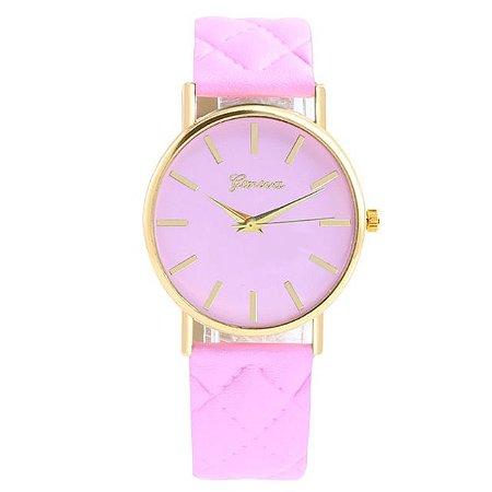 a65e716b7cb relógio de quartzo-relógio dos esportes de Couro Ocasional das mulheres  Presentes relógio de pulso