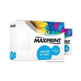 Toner Maxprint Compatível / No. 35A/36A/85A - MAXPRINT - 35A/36A/85A - Preto