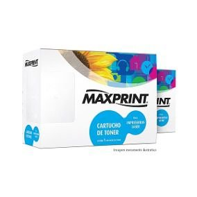 Toner Maxprint No. ML-1610D2  Compatível / SAMSUNG ML 1610/ ML 2010/ ML 2510/ SCX 4521F/ SCX 4321