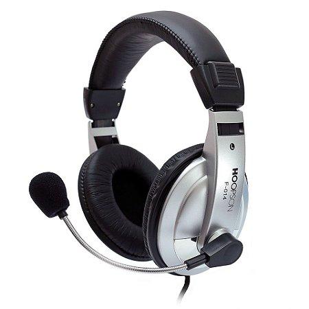 Fone de Ouvido F-014 – Headphone Profissional