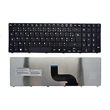 Teclado Notebook Acer Aspire 5810-UK - Mb358-001