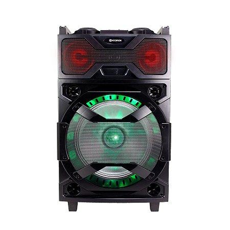 Caixa de Som Multimídia Stunner Box RBM 007 - Bluetooth
