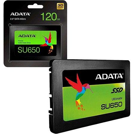 SSD Adata Su650, 120GB Sata 6 GB