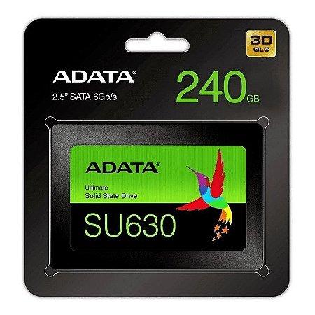 HD SSD Adata 240GB 2,5 sata SU630