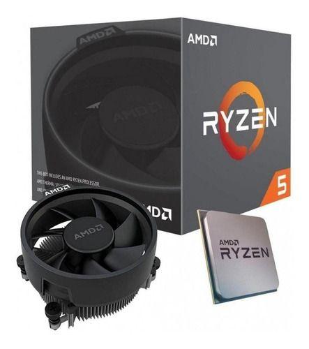 Processador Gamer Amd Ryzen 5 3400G