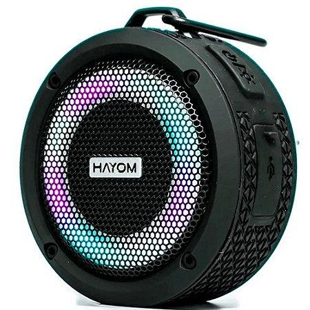 Caixa de Som Bluetooth CP-2701 IPX7 Hayom a Prova Dagua