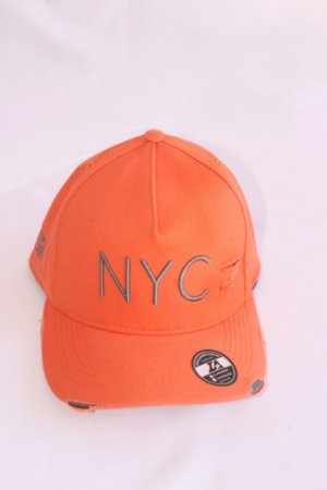 BONE UNISSEX LAYNERSCAPS LARANJA NYC