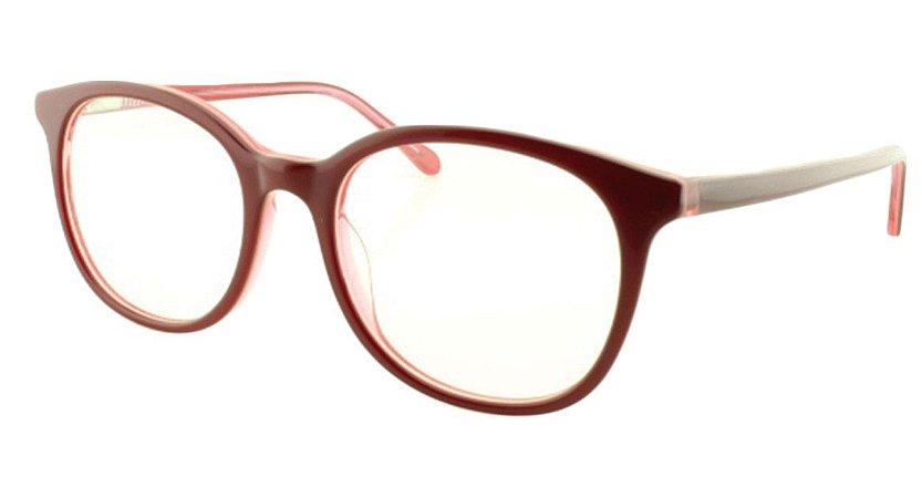 413c768ce4b57 Armação para Óculos de Grau Feminino 8075 - Atacado de Óculos ...