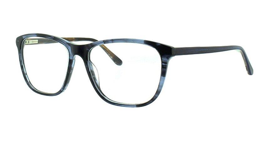 81309a1b8 Armação para Óculos de Grau Feminino 8089 - Atacado de Óculos ...
