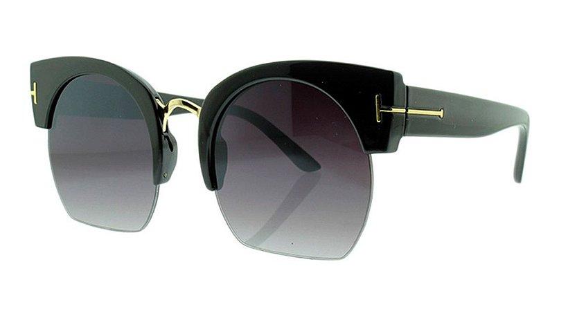Óculos Solar Feminino Espelhado Primeira Linha 19867