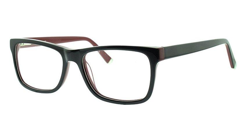 Armação para Óculos de Grau Unissex MMBQ1703P