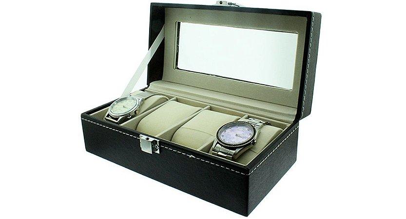 36cd0cdaf96 Expositor para 4 Relógios de Pulso BRX9909