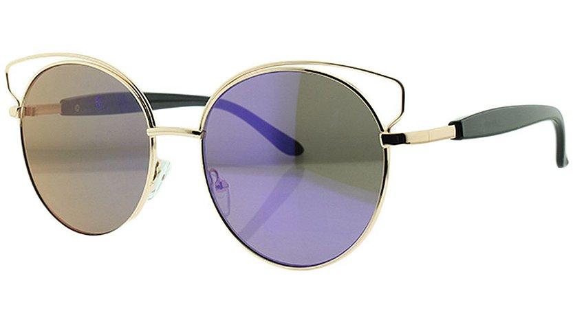 Óculos Solar Feminino Espelhado NY8973