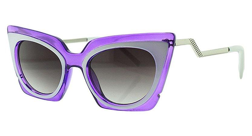 Óculos Solar Feminino Espelhado NY8924