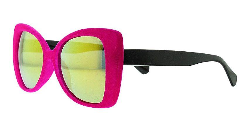 Óculos Solar Feminino Espelhado NY8889