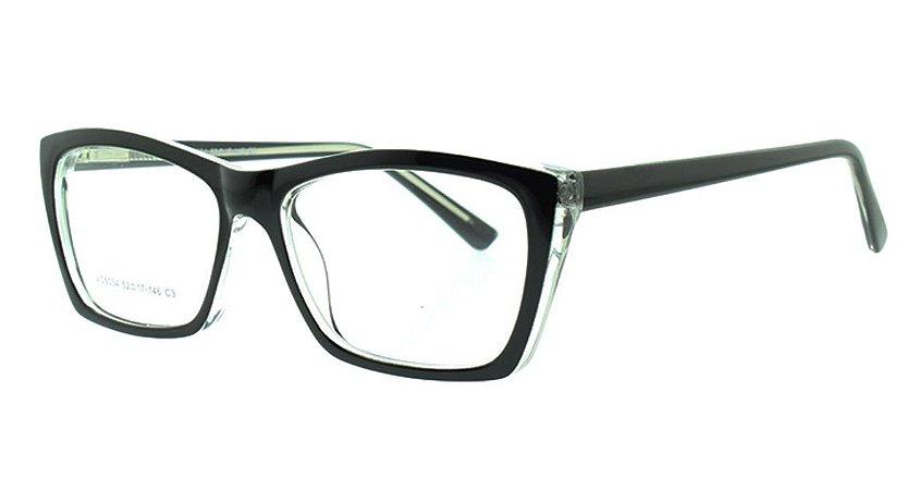 c31135b92e104 Armação para Óculos de Grau Feminino VC5034 - Atacado de Óculos ...