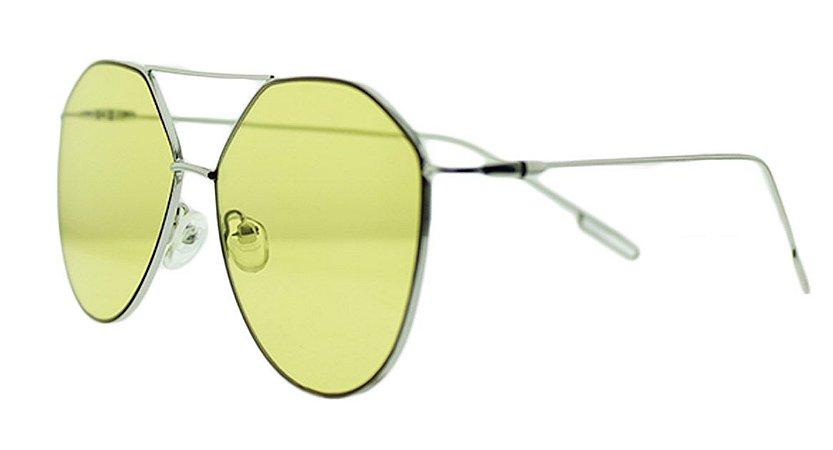Óculos Solar Feminino Aviador A10