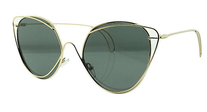 Óculos Solar Feminino Aviador A55