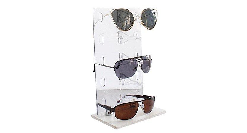 Expositor para 5 óculos em Acrílico P5INJ
