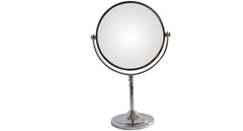 Espelho de Aumento 5X Dupla Face JJ904