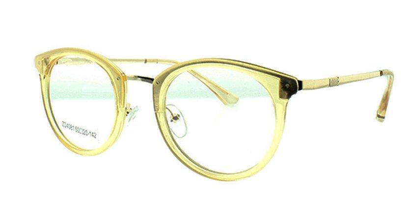 533348c8a552a Armação para Óculos de Grau Feminino ZD4081 - Atacado de Óculos ...