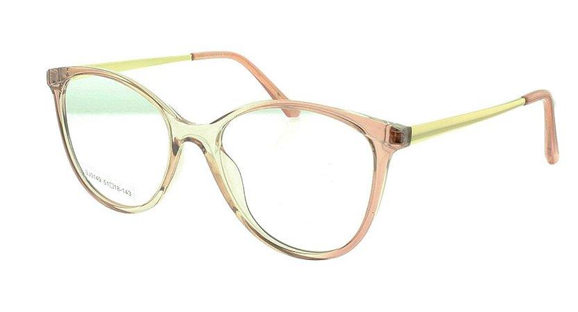 97808803d9030 Armação para Óculos de Grau Feminino SJ0149 - Atacado de Óculos ...